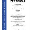 Zertifikat ISO 9001:2015 Oberaigner Powertrain