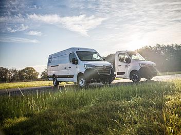 Renault-Trucks Master 4x4 transmission intégrale - Oberaigner