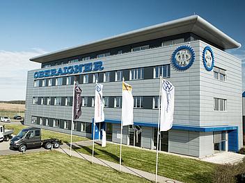 Oberaigner Automotive, Laage, Deutschland