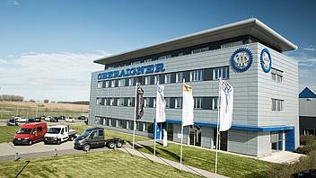 Oberaigner Automotive, Laage, Germany