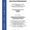 Zertifikatsergänzung KBA Oberaigner Powertrain